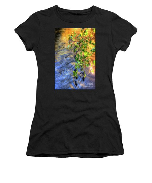 Wild Grapes Women's T-Shirt (Athletic Fit)