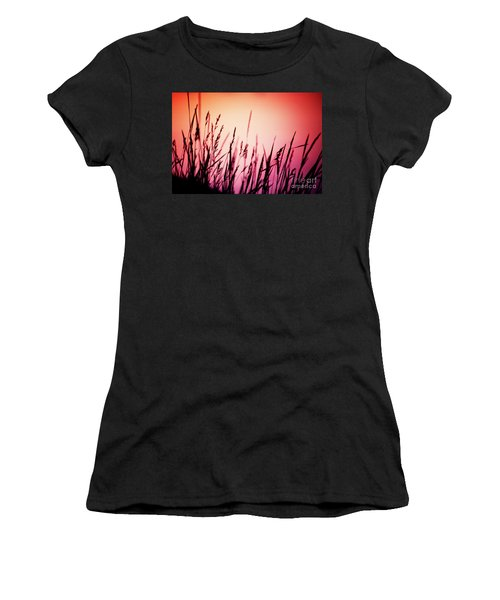 Wild Grasses Women's T-Shirt