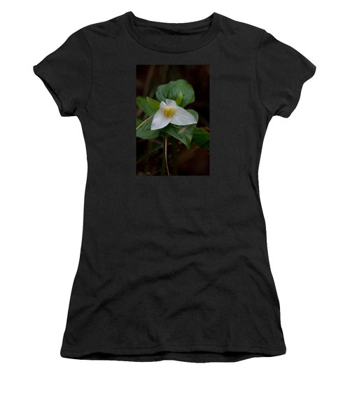 Wild Lily Women's T-Shirt (Athletic Fit)