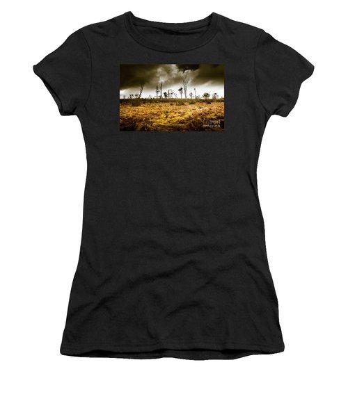 Wild Moors  Women's T-Shirt