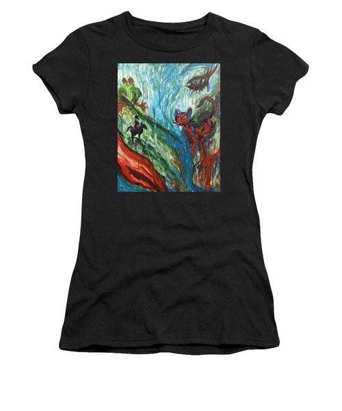 Wild Periscope Collaboration Women's T-Shirt