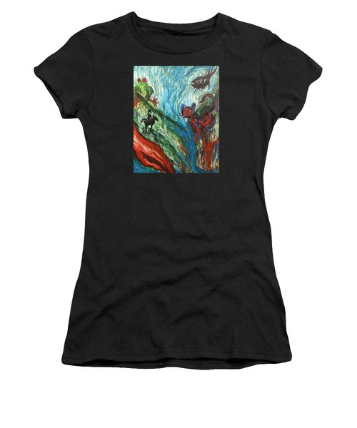 Wild Periscope Collaboration Women's T-Shirt