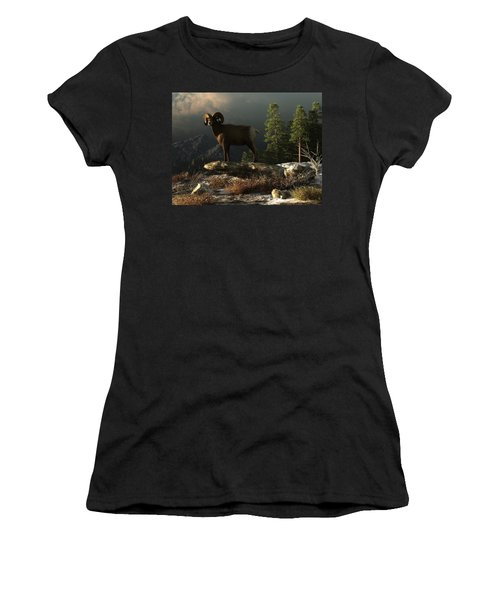 Wild Ram Women's T-Shirt