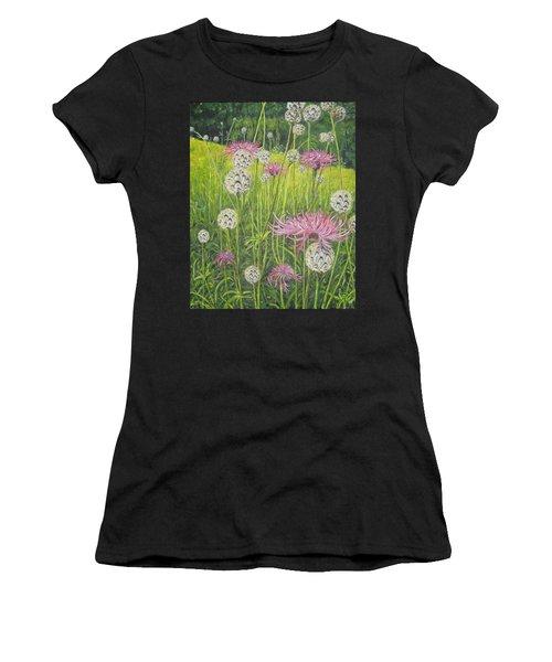 Wild Thistles Women's T-Shirt