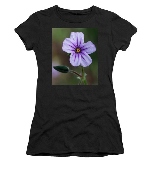 Wilderness Flower 3 Women's T-Shirt (Athletic Fit)