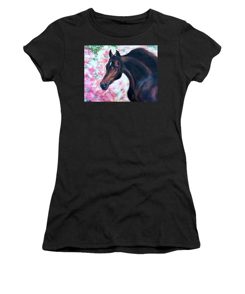 Wildfire Women's T-Shirt (Athletic Fit)