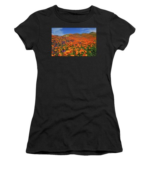 Wildflower Jackpot Women's T-Shirt (Athletic Fit)