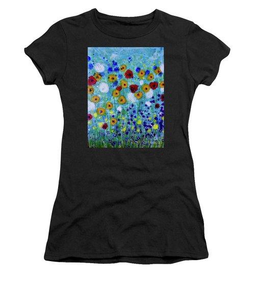 Wildflowers Never Fade Women's T-Shirt