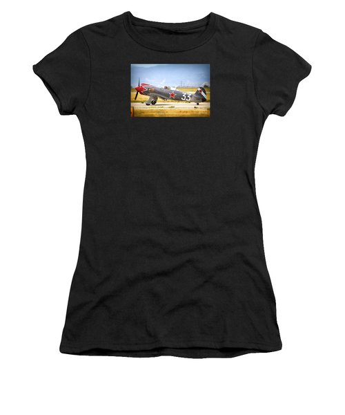 Will Whiteside And Steadfast Women's T-Shirt (Athletic Fit)