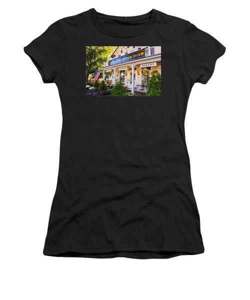 Williamsburg General Store Mass Women's T-Shirt