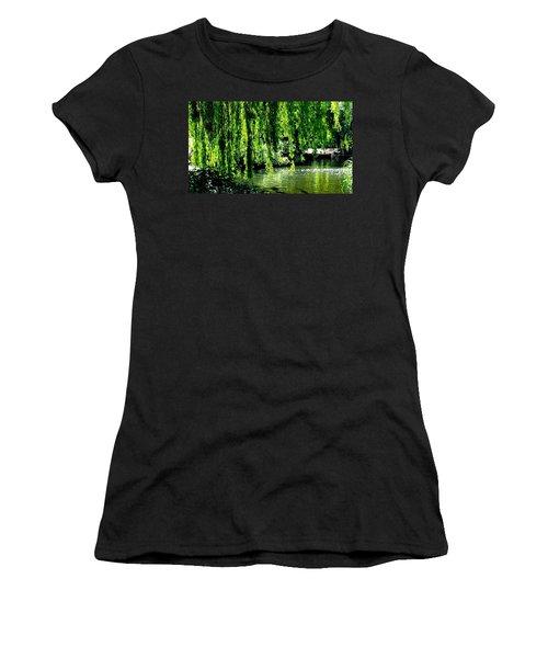 Willow Green Women's T-Shirt
