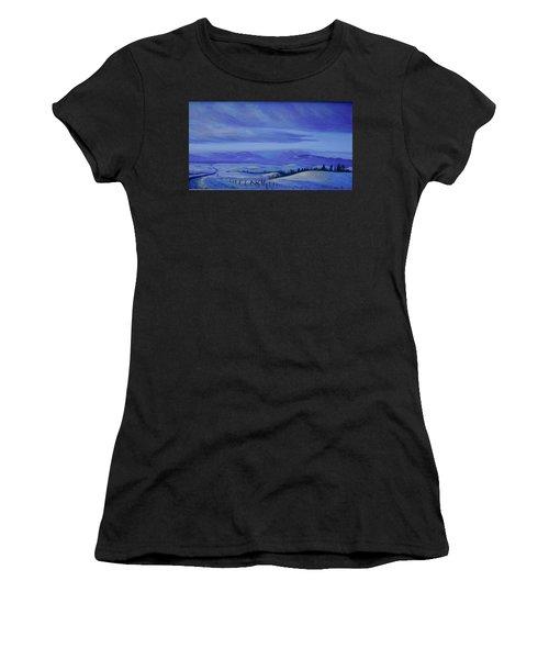 Winding Roads Women's T-Shirt
