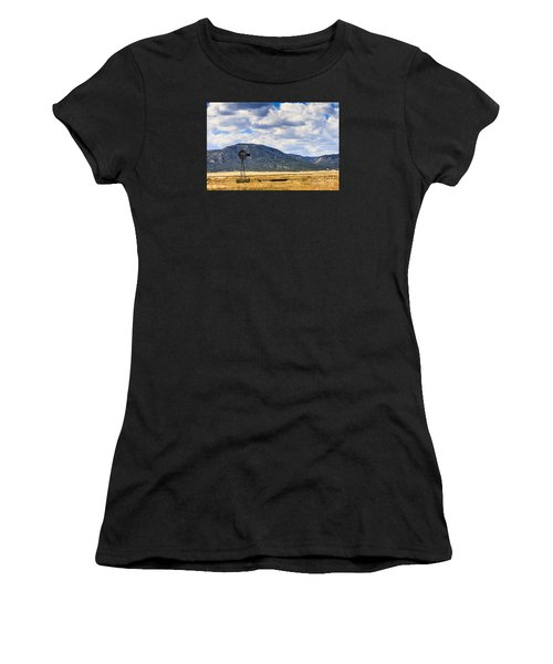 Windmill New Mexico Women's T-Shirt