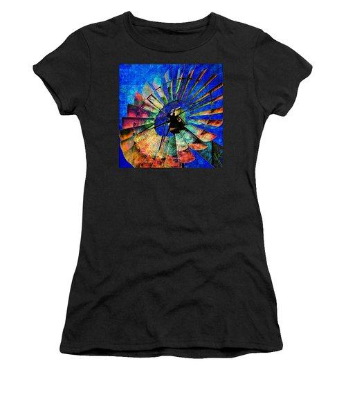 Windmill Power Women's T-Shirt