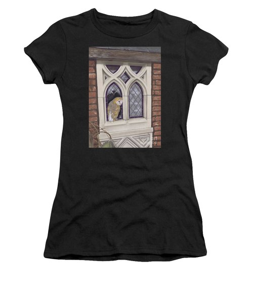 Window Shopping Women's T-Shirt