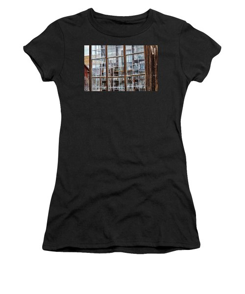 Window To The Past Women's T-Shirt