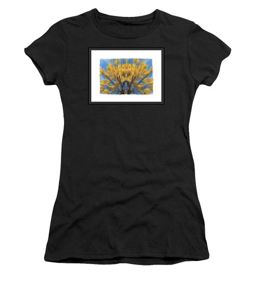Windows Of The Soul Women's T-Shirt (Athletic Fit)