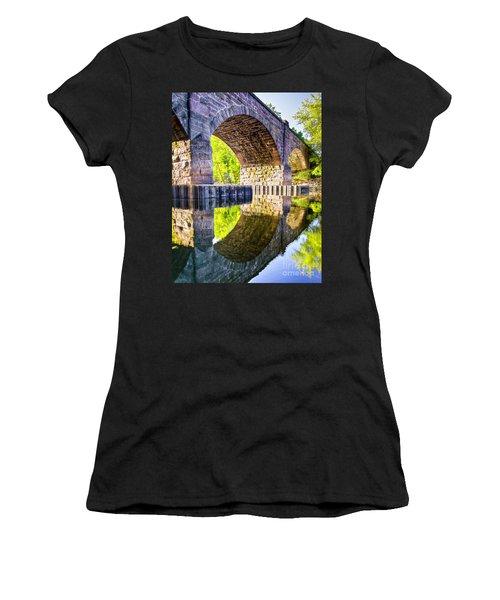 Windsor Rail Bridge Women's T-Shirt