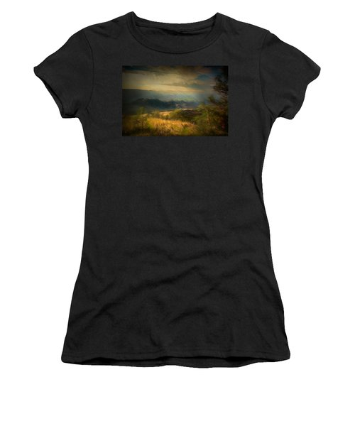Windswept Women's T-Shirt (Athletic Fit)