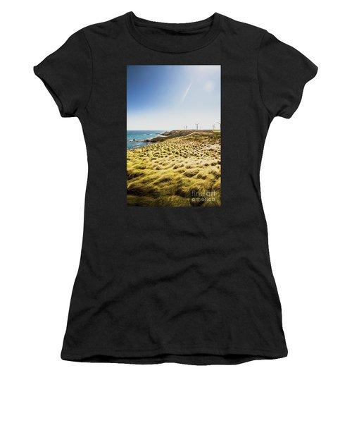 Windy Meadows Women's T-Shirt