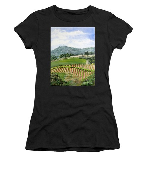 Wine Country Women's T-Shirt