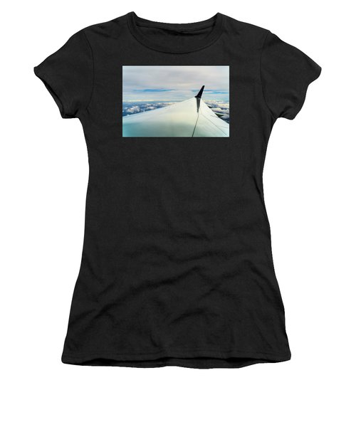 Wing And Clouds Women's T-Shirt