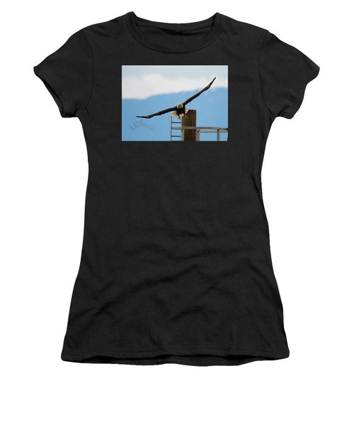 Wing Span Women's T-Shirt (Athletic Fit)