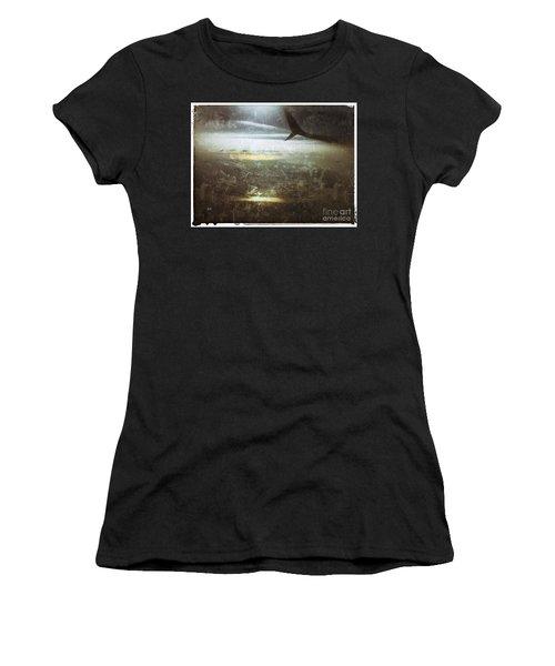 Winging It Women's T-Shirt (Athletic Fit)