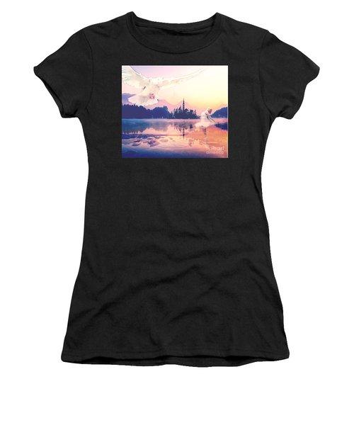 Wings Of Grace Women's T-Shirt