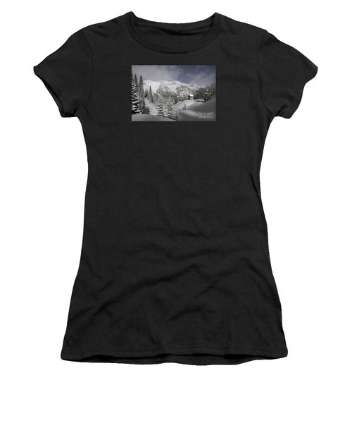 Winter Comes Softly Women's T-Shirt