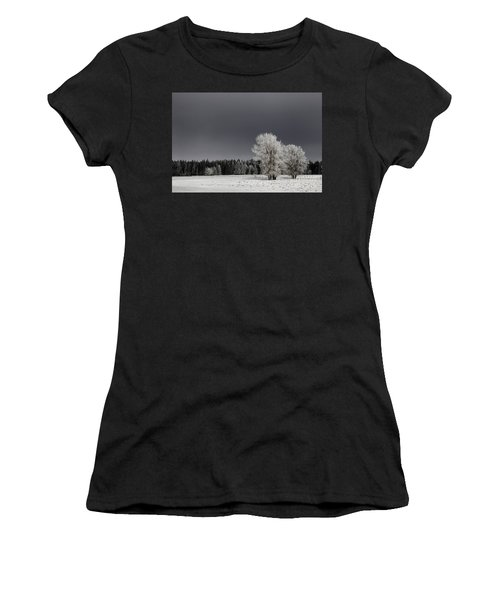 Winter Dreamscape Women's T-Shirt