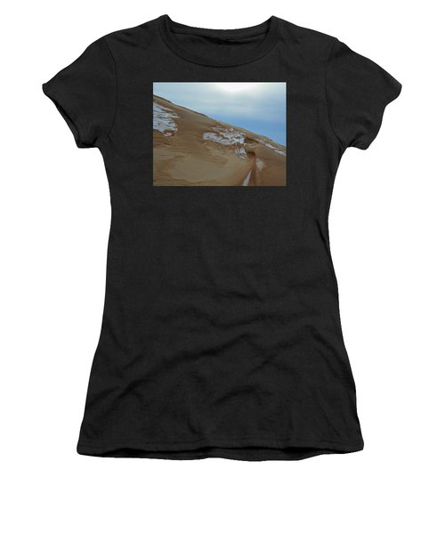 Winter Dune Women's T-Shirt