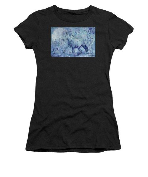 Winter Flurry Women's T-Shirt