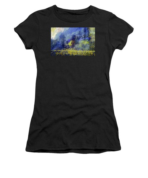 Winter Frosty Morning Women's T-Shirt