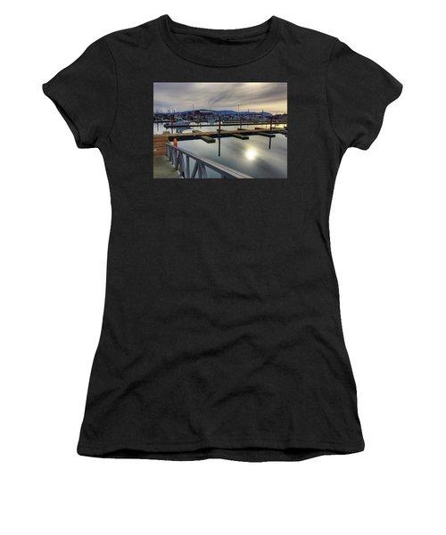 Winter Harbor Women's T-Shirt