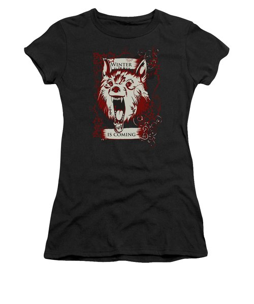 Winter Is Coming Women's T-Shirt