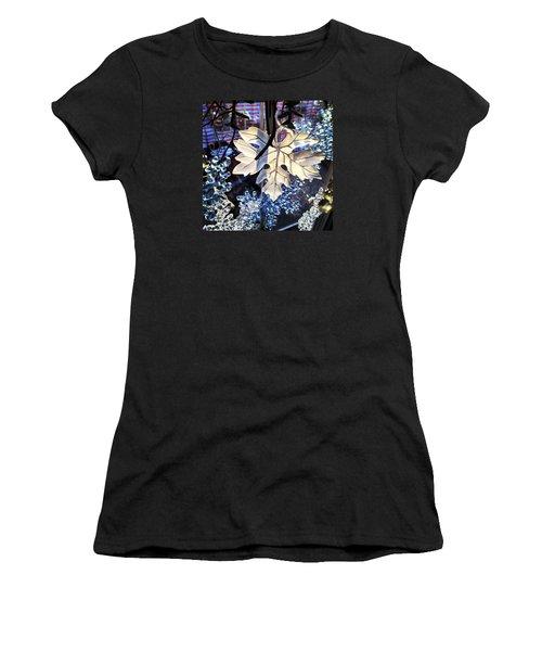 Winter Leaf Women's T-Shirt