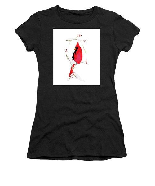Winter Messenger Women's T-Shirt