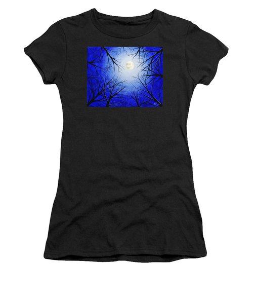 Winter Moon Women's T-Shirt
