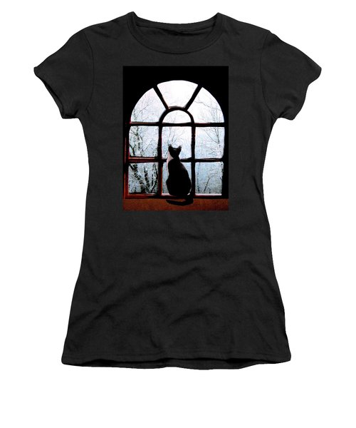 Winter Musing Women's T-Shirt