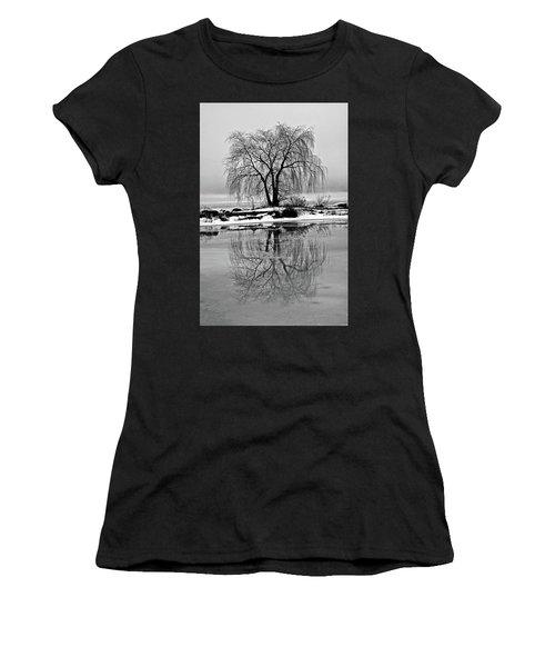 Winter Reflections Women's T-Shirt