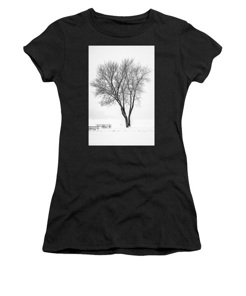 Winter Solitude Women's T-Shirt
