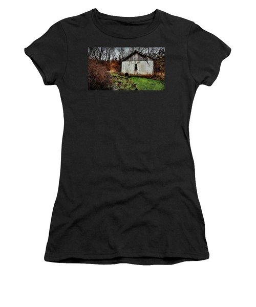 Winter Stream Women's T-Shirt