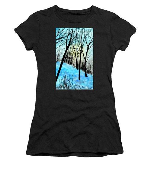 Winter Sunlight Women's T-Shirt