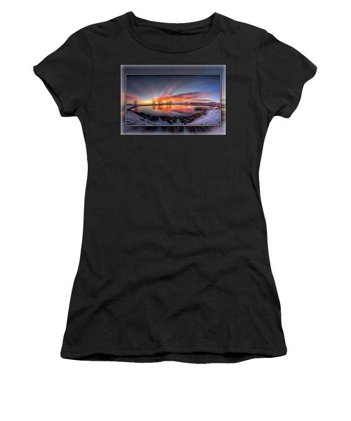 Winter Sunrise Women's T-Shirt