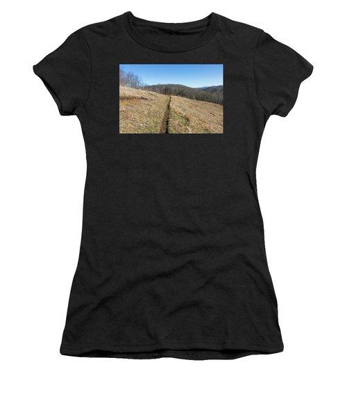 Winter Trail - December 7, 2016 Women's T-Shirt