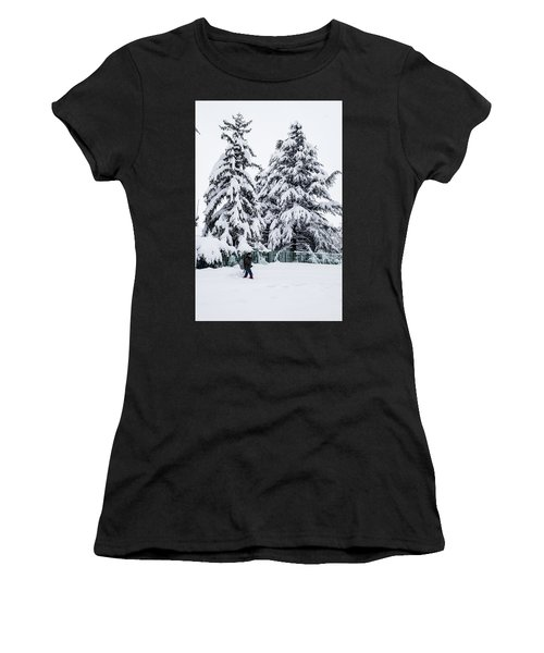 Winter Trekking Women's T-Shirt