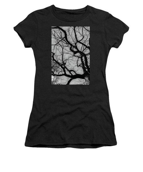 Winter Veins Women's T-Shirt