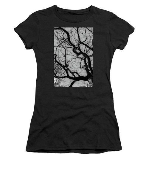 Winter Veins Women's T-Shirt