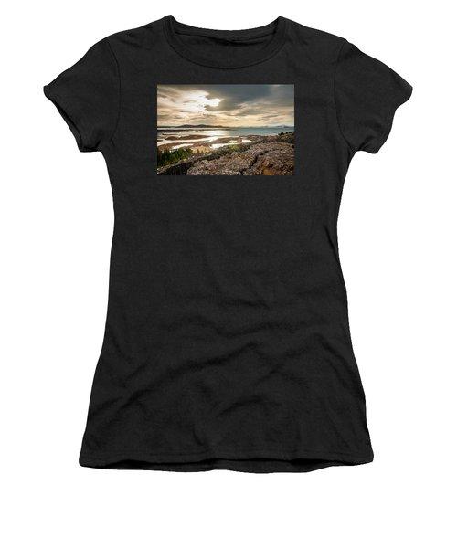 Winter Warmth Women's T-Shirt